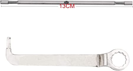 Knabber Metall Schneidwerkzeug f/ür Elektrowerkzeuge mit Schraubenschl/üssel Bohrmaschinen-Befestigungssatz FreeTec Blechknabber Vorsatz f/ür Bohrmaschine