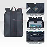 Rivacase 8125 Slim, Business Backpack, 14-inch