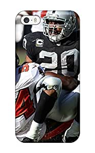 For Iphone 5/5s Tpu Phone Case Cover(oaklandaiders )