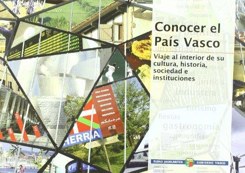 Descargar Libro Conocer El Pais Vasco Aa.vv.