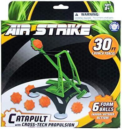 Hog Wild Toys Air Strike Catapult: Amazon.es: Juguetes y juegos