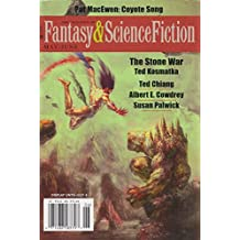 The Magazine of Fantasy & Science Fiction May/June 2016