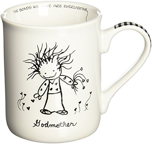 Children of the Inner Light Godmother Stoneware Gift Mug,