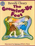 The Growing-up Feet, Beverly Cleary, 0688154700