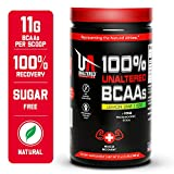 BCAA Powder Natural Muscle Recovery Drink Supplement – 11g Amino Acids For Sale