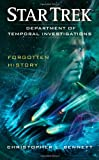 Department of Temporal Investigations: Forgotten History (Star Trek)