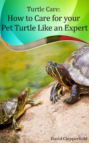 - Turtle Care: How to Care for Pet Turtles Like an Expert. (Aquarium and Turtle Mastery Book 5)