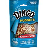 Dingo Soft and Chewy Nuggets for All Dogs, 4-Ounce