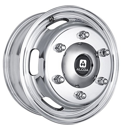 Alcoa 16'' Dual Polished Wheel Package for a Freightliner or Mercedes Sprinter