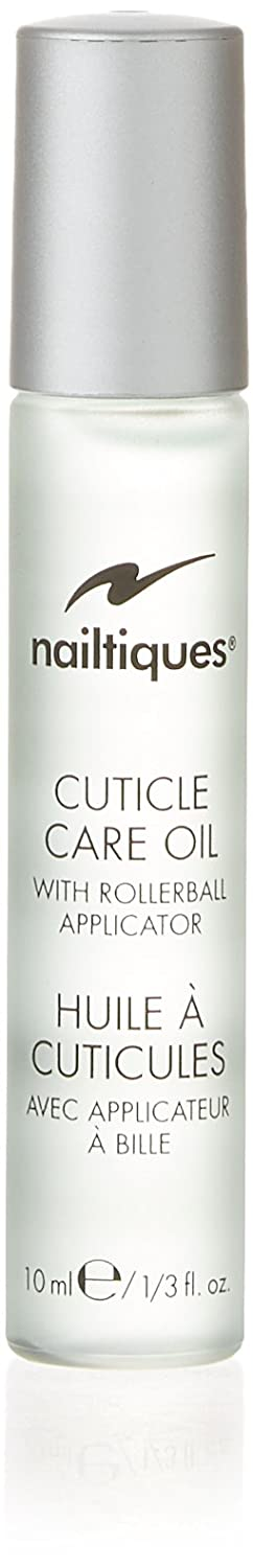 Nailtiques Cuticle Care Oil with Rollerball Applicator.33 Ounce, U-SC-3794