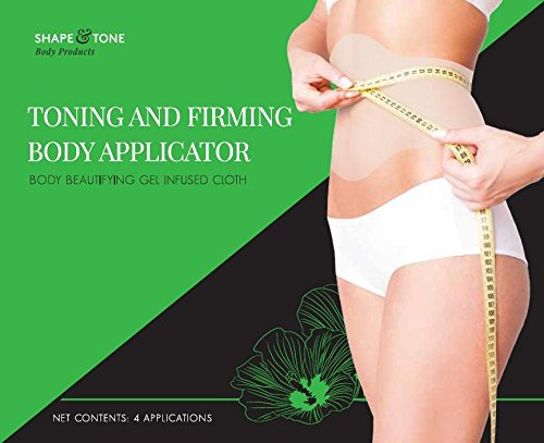 Ultimate Toning and Firming Body Applicator, 4 Body Wrap ...