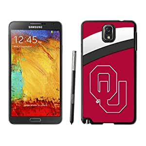 Personalized Samsung Galaxy Note 3 Cover Ncaa Big 12 Conference Oklahoma Sooners 02 Cheap Hot Phone Case by runtopwell