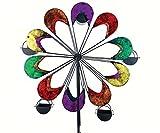 Exhart EX11092 Ferris Feeder Coney Island Multi-Color