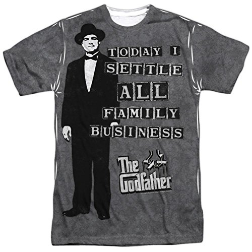 Godfather- Family Business Settled T-Shirt Size XL
