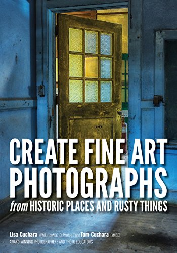 Photograph Fine Art Photo - Create Fine Art Photographs from Historic Places and Rusty Things
