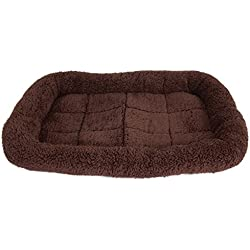 Precision Pet SnooZZy Crate Bed 2000 25 in. x 20 in. Chocolate Cozy