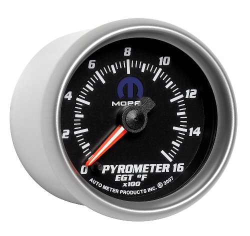 Auto Meter 880017 MOPAR Electric Pyrometer/EGT Gauge by Auto Meter (Image #4)