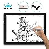 Huion A4 17.7 Inch Diagonal LED Artcraft Adjustable Lightness Tracing Light Pad Light Box