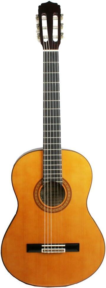 Romanza 7B072 - Guitarra Clasica Carmen etiqueta azul: Amazon.es ...