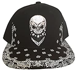Image of the product Skull Embroidered Unisex that is listed on the catalogue brand of SunGal.