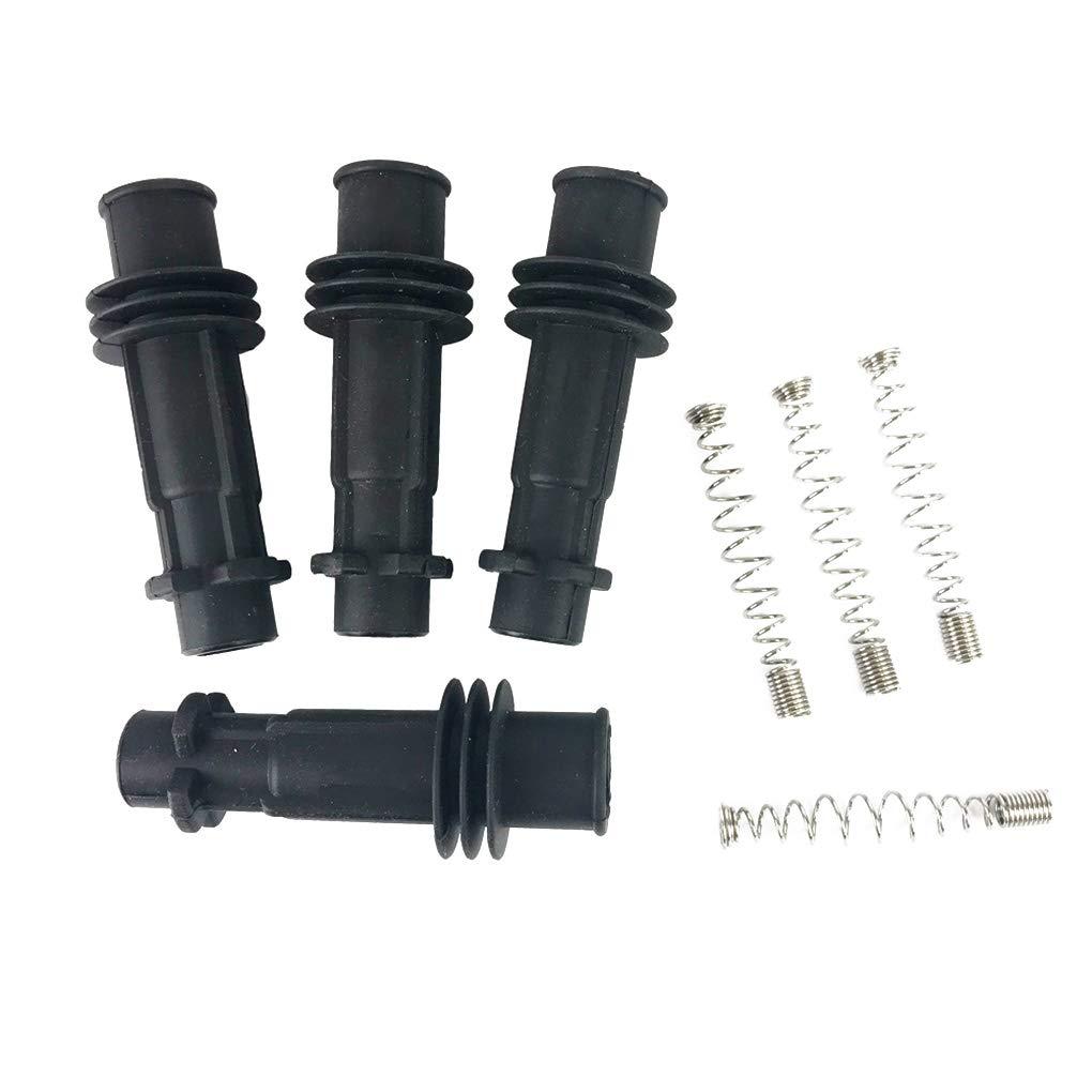 Morza Bobine dallumage Kit Auto r/éparation de Printemps Remplacement Kit pour Opel//Vauxhall Corsa 1.2 1.4 MK3