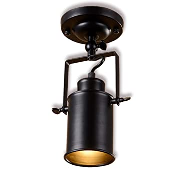 Vintage LED Pendel Decken Lampe Wohnraum Hänge Leuchte Industrie Retro Strahler