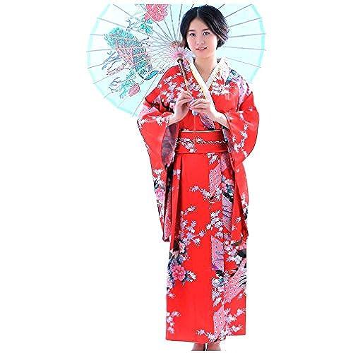 Japanese Dressing Gown: Japanese Dresses: Amazon.com