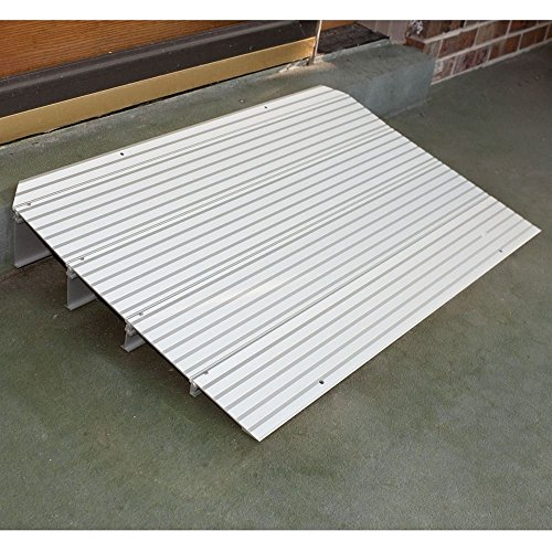 Silver Spring Rage Powersports THR1 Aluminum Threshold Ramp by Silver Spring (Image #4)