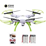 Best Syma Drones For Kids - Syma X5HW FPV 2.4Ghz 4CH RC Headless Quadcopter Review