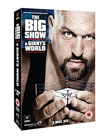 WWE: The Big Show - A Giants World [DVD]: Amazon.es: Cine y Series TV