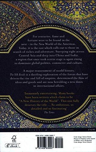 The Silk Roads: Amazon.es: Peter Frankopan: Libros en idiomas extranjeros