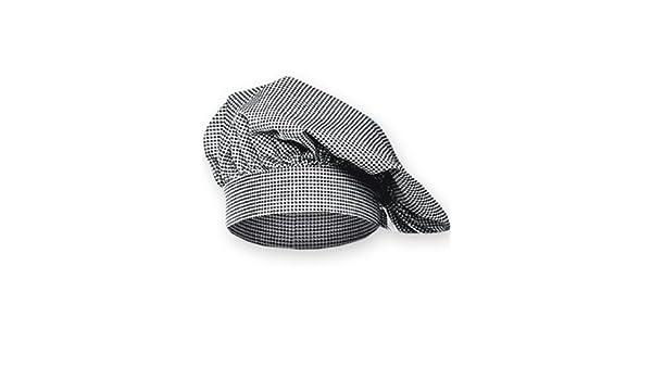 Newchef Fashion Checkered Floppy Hat One Size Checkered