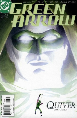 Read Online Green Arrow #7 Kevin Smith Quiver Part 7 (Green Arrow) pdf