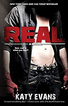Real (The REAL series) by [Evans, Katy]