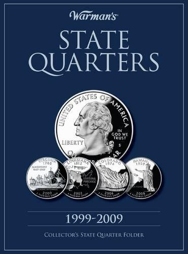 1999 2004 State Quarter - State Quarter 1999-2009: Collector's State Quarter Folder