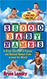 Thirty Five Thousand Plus Baby Names, Bruce Lansky, 0671519751
