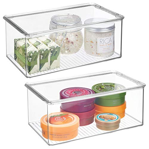 Other kitchen dining bar mdesign long plastic - Plastic bathroom storage containers ...
