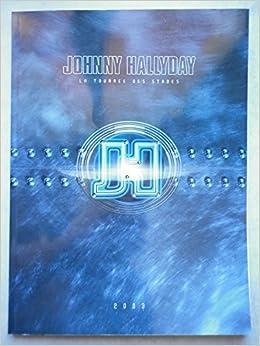 Amazon Fr Johnny Hallyday Programme Concert La Tournee