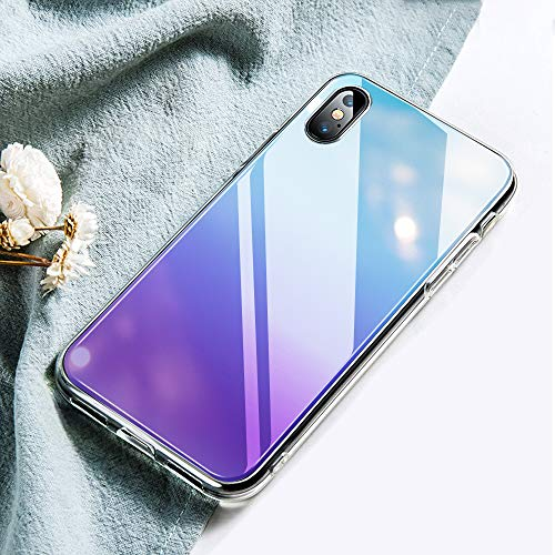 RAXFLY Compatible Phone Case Stylish Gradual Colorful Ultra