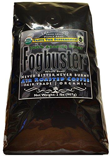 Fogbuster | Organic, Fair Trade Coffee | Whole Bean 2LB