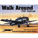 F6F Hellcat Walk Around, Richard Dann, 0897473620
