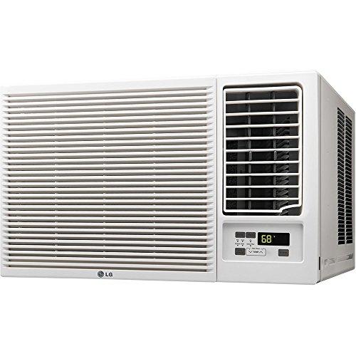 LG LW2416HR 23000 BTU 230V Air Conditioner with Heat Window-Mounted Air Conditioner