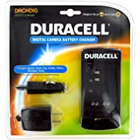 Duracell digital camera battery charger with six plates