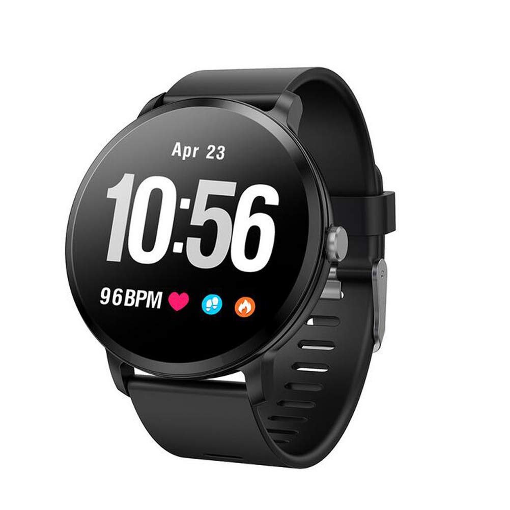 Amazon.com: V11 Men Smartwatch Android iOS Bluetooth Smart ...