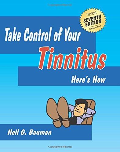 Take Control Your Tinnitus Heres product image