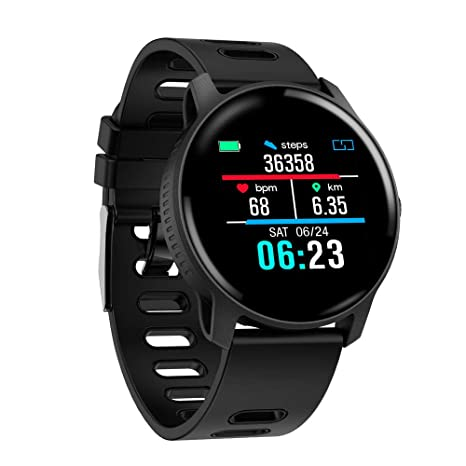 Amazon.com: Boens Fitness Tracker, smartwatch IP68 ...