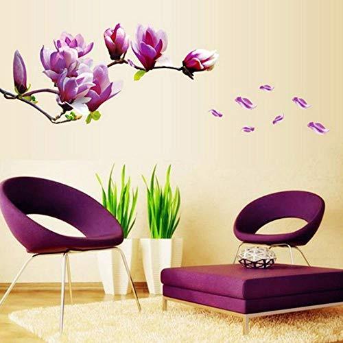 Elegant Magnolia - The Bridge Shop Exquisite Elegant Magnolia Flowers Wall Paper
