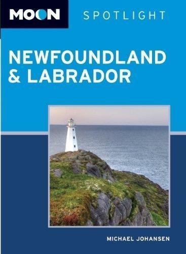 Moon Spotlight Newfoundland and Labrador by Michael Johansen (May 31 2011)