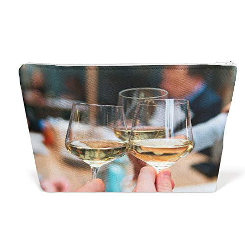 Westlake Art - Cheers Toast - Pen Pencil Marker Accessory Case - Picture Photography Office School Pouch Holder Storage Organizer - 13x9 inch (2C15F)