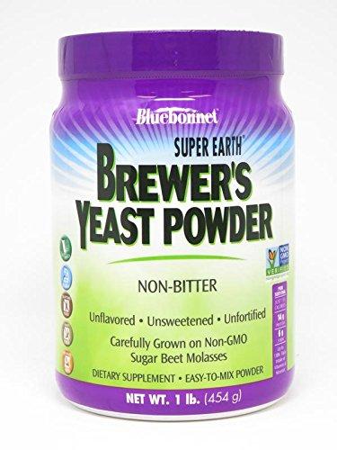 BlueBonnet Brewer's Yeast Powder, 1 Pound